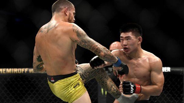 UFC-FIGHT-NIGHT:-YADONG-V-VERA