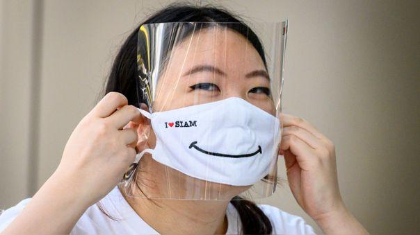 Los resultados muestran que la transmisión del virus se redujo más del 60% cuando se colocaban las mascarillas.