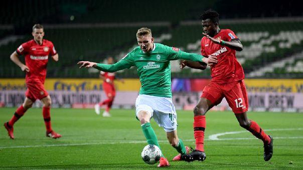 Werder Bremen vs. Bayer Leverkusen