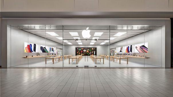 Cambios en la experiencia de las Apple Store.