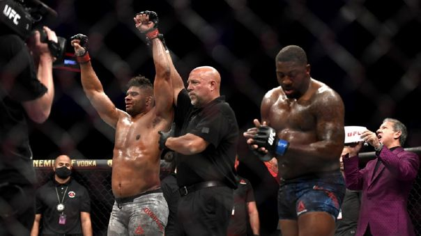 UFC-FIGHT-NIGHT:-OVEREEM-V-HARRIS
