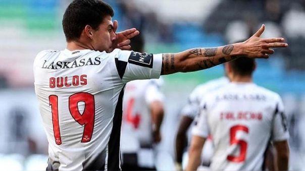 Iván Bulos pertenece al Boavista de Portugal