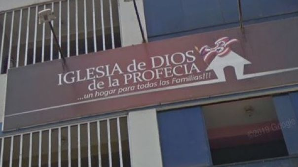 El hombre y la señora que se encargó de alojarlo eran miembros de la iglesia cristiana Dios de la Profecía.