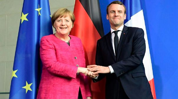 Francia y Alemania son las principales potencias de la Unión Europea.