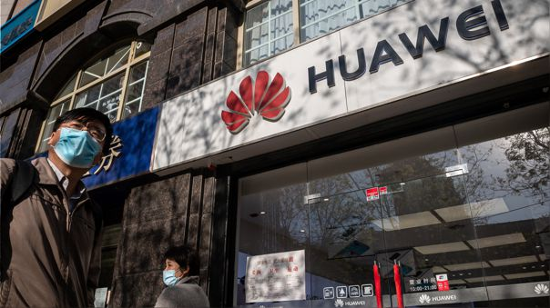 FILES-US-CHINA-HUAWEI-TELECOMMUNICATION
