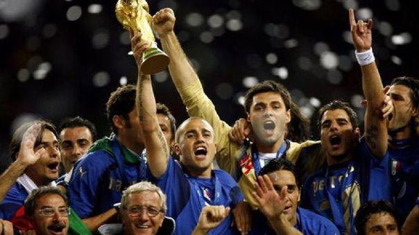 Histórico delantero italiano: