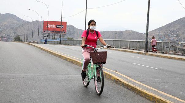 Bicicleta Lima