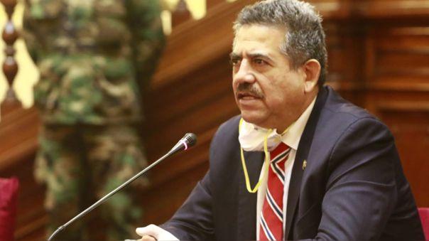 El presidente del Congreso dijo que el Gobierno de Martín Vizcarra está fracasando en la lucha contra la COVID-19.