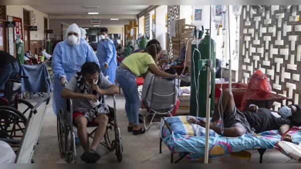 Se logró comprar tres plantas de oxígeno; dos para el Hospital Regional de Loreto y una para la ciudad de Nauta.