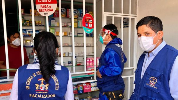 Farmacias de la ciudad de Lambayeque no cuentan con medicamentos básicos para tratar el nuevo coronavirus