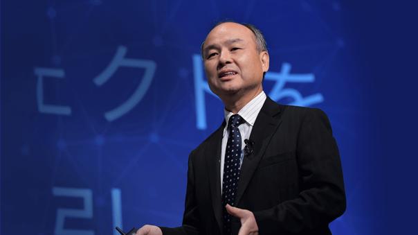 Masayoshi Son (62) es la cabeza de SoftBank.