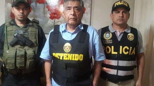 David Cornejo seguirá internado en el penal de Piedras Gordas