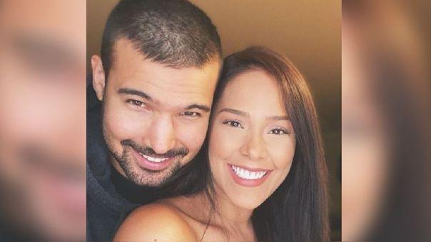 Karen Schwarz y Ezio Oliva