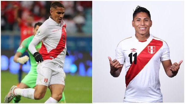 Guerrero y Ruidíaz fueron subcampeones en la Copa América 2019
