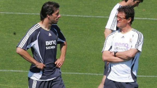 Van Nistelrooy desmiente a Fabio Capello: