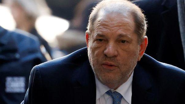 El nuevo juicio de Harvey Weinstein se iba a realizar en Los Ángeles