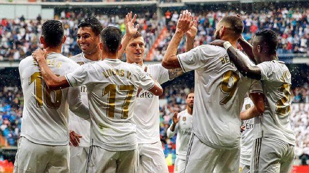 Real Madrid lucha por el título de La Liga 2019-20