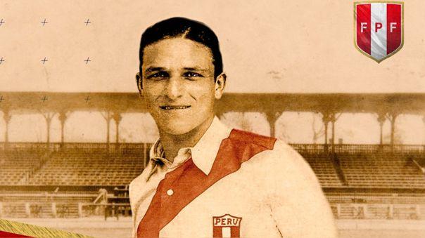 'Lolo' Fernández fue campeón de la Copa América 1939