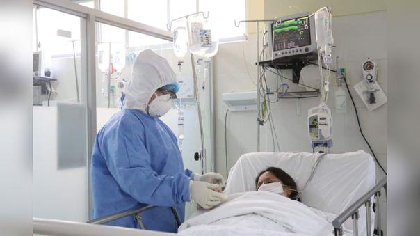 Coronavirus en Perú | Junín: El 40% de pacientes hospitalizados con la  COVID-19 son reclusos | RPP Noticias