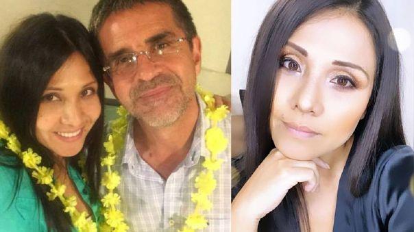 Tula Rodríguez y su hija cuidan a Javier Carmona en casa.