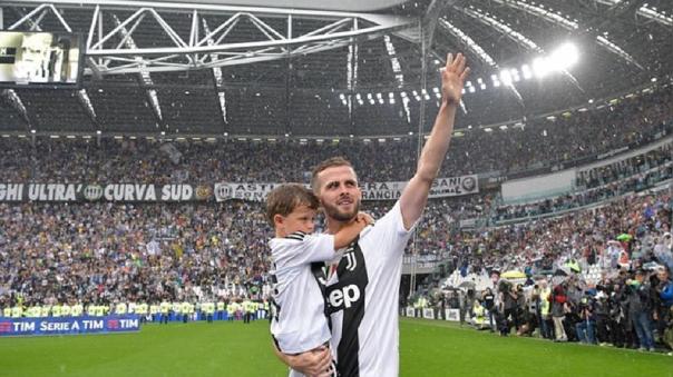 Miralem Pjanic llegó a Juventus en 2016
