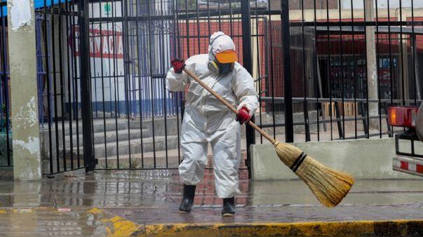 Limpieza Pública