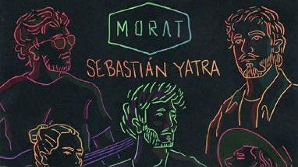 Sebastián Yatra y Morat