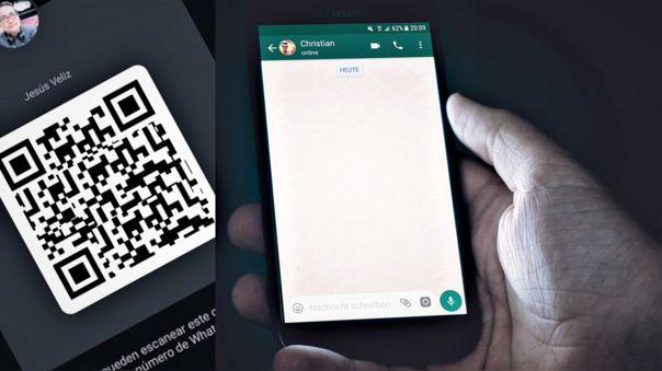 WhatsApp incorpora la posibilidad de añadir contactos mediante QR