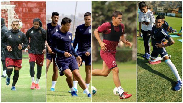 Clubes de la Liga 1 podrán retornar a los entrenamientos