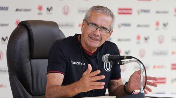 Gregorio Pérez llegó a Universitario de Deportes tras la salida de Ángel David Comizzo.