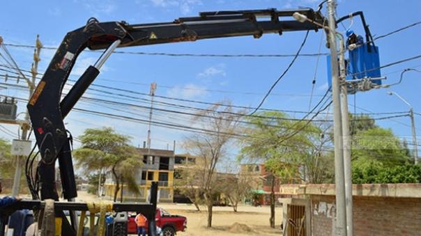 Servicios eléctricos no se paralizarán hasta que termine la emergencia