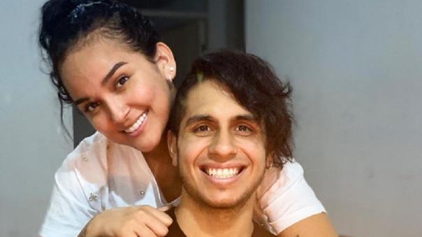 Daniela Darcourt habló de su relación amorosa con Andrés Izquierdo.