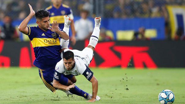 Carlos Zambrano es campeón de la Superliga con Boca Juniors