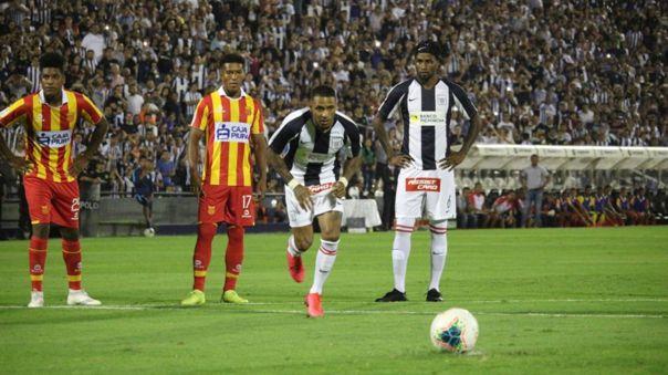Alexi Gómez fichó por Alianza Lima en 2020