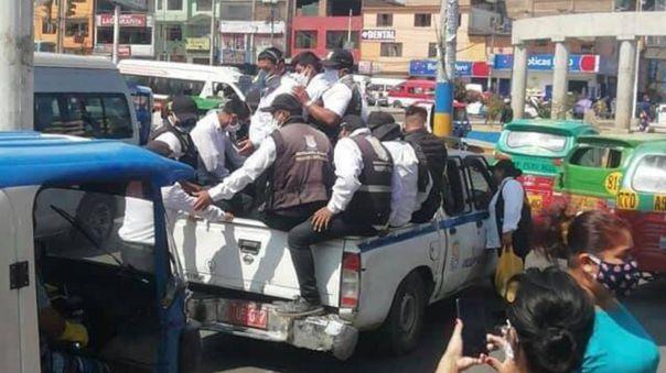 El pedido fue hecho por la oficina de la Defensoría del Pueblo en Lima Sur.