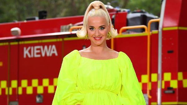 La cantante Katy Perry se sinceró y habló de la depresión