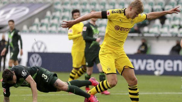 Borussia Dortmund vs. Wolfsburgo