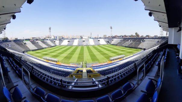 Estadio Alejandro Villanueva de Matute