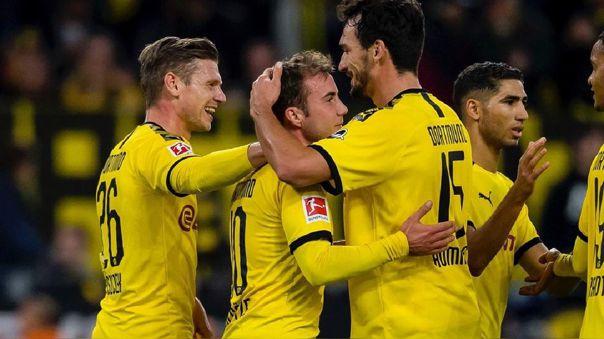 Mario Götze finaliza su contrato con Borussia Dortmund en junio del 2020