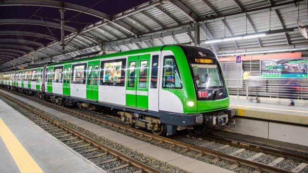 Esta mañana se realizaron pruebas rápidas en algunas estaciones del tren eléctrico y Metropolitano.