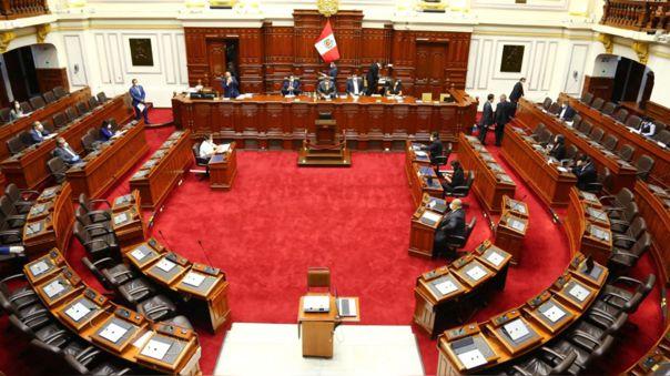 Proyecto de ley busca modificar la inmunidad parlamentaria.