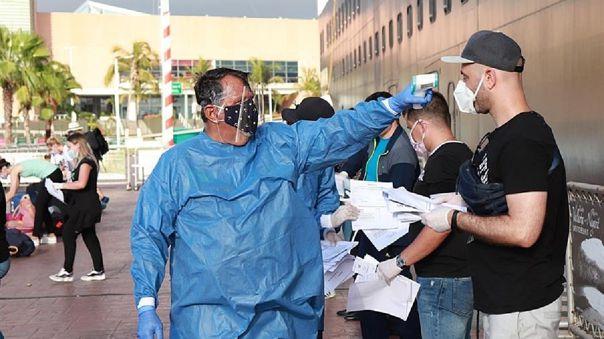 El mandatario aseguró que el país va de salida de la fase 3 (de máximos contagios) del coronavirus.