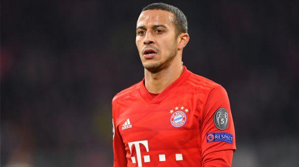 Bayern Munich confirmó sensible baja para enfrentar al Borussia Dortmund