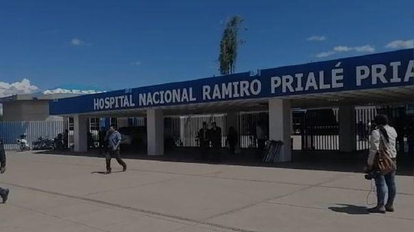 Piden ventiladores mecánicos para hospital de Junín