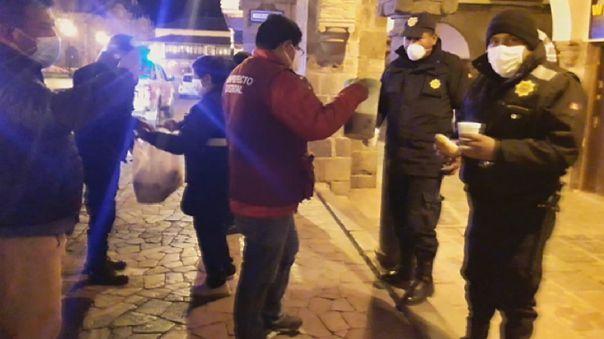 Subprefectos Cusco.