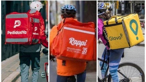 Reactivación económica | Delivery: Aplicativos como Glovo y Rappi ...