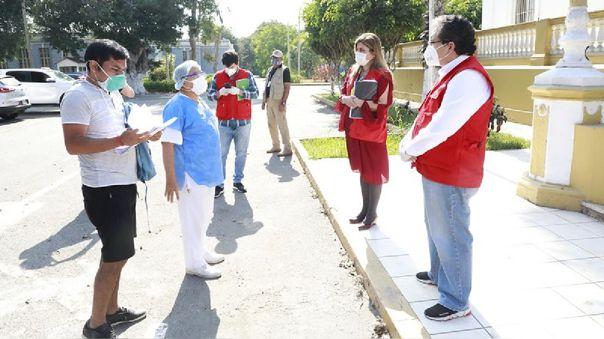 La Contraloría supervisó a los hospitales de salud mental en Lima.