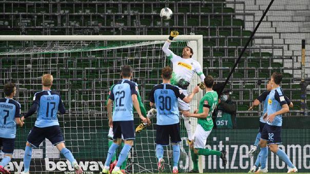 Werder Bremen vs. Borussia Mönchengladbach
