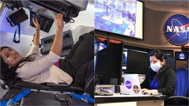 Rosa Ávalos-Warren cumple un importante papel en la misión Crew Dragon.