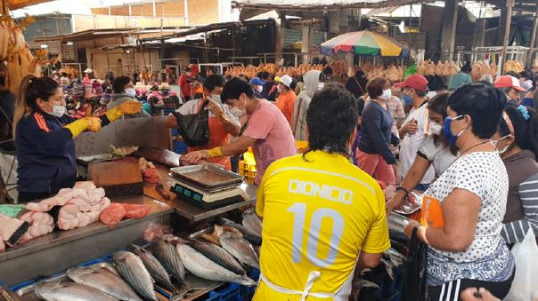 Mercados ampliarán su horario en Trujillo.